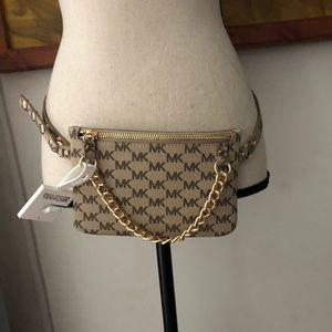 NWT Michael Kors Fashionable Belt Bag
